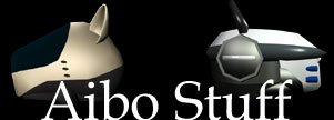 Aibo Stuff